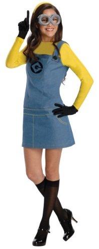womens minion costume
