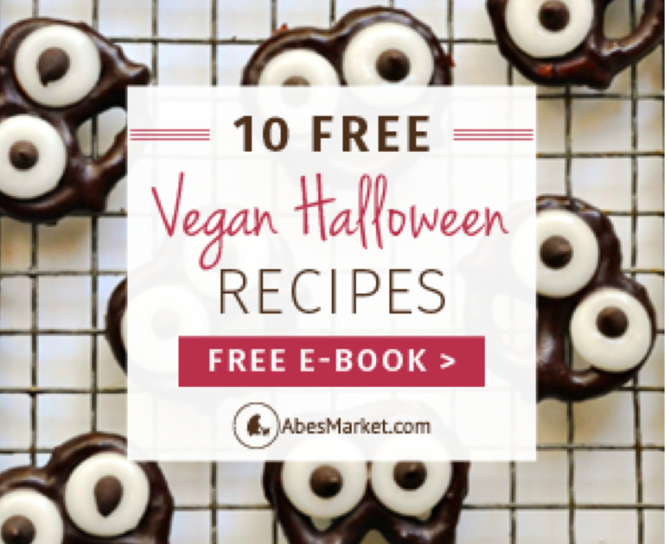 Ten Vegan Halloween Recipes