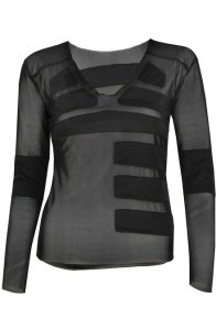 Divergent Tris Training Top Costume