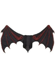 Dracula Untold Costume | Large Bat Wings