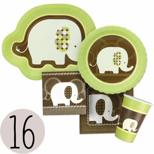 Elephant Party Supply Bundles