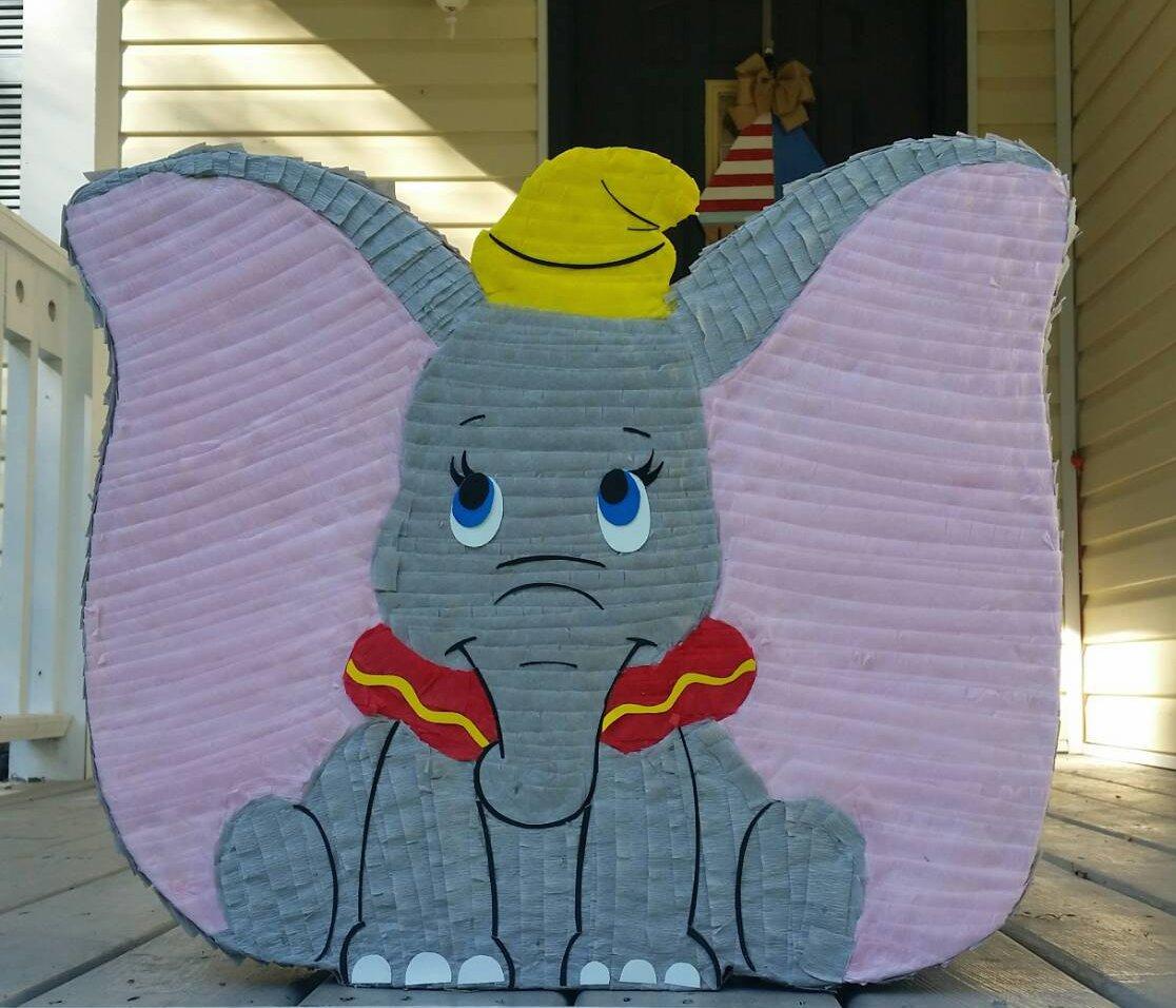 Handmade Elephant Pinata