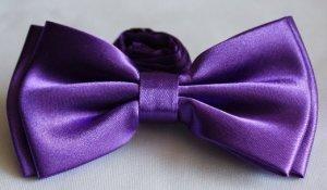 Grand Budapest Hotel Costume | Purple Men's Tuxedo BOW TIE