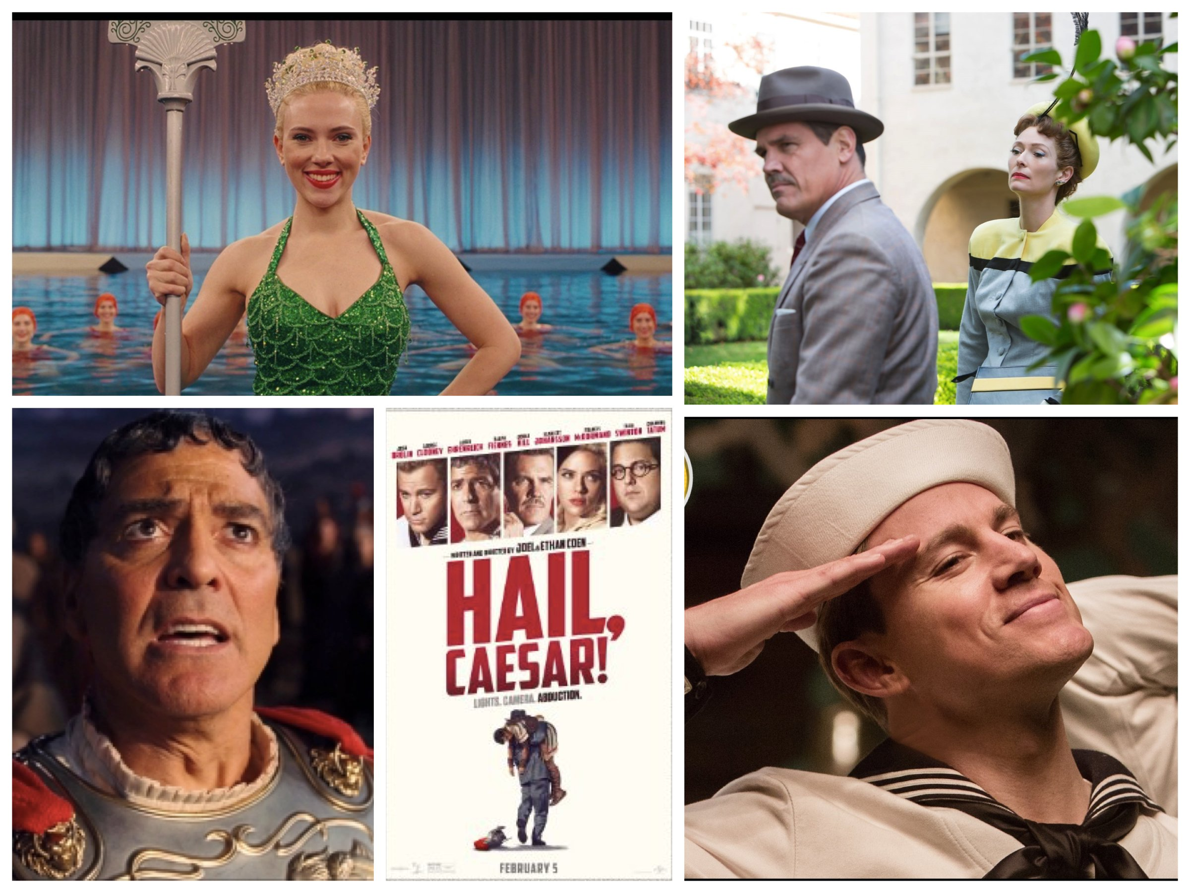 Hail Caesar Movie Costumes