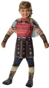 How to Train Your Dragon Movie Astrid Girls Halloween Costume