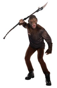 Men's Dawn Planet Of The Apes Adult Caesar