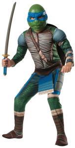 Ninja Turtles Movie Deluxe Leonardo Child Costume