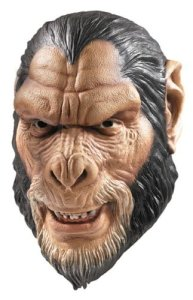Planet Of The Apes Thade Costume Latex Mask Adult