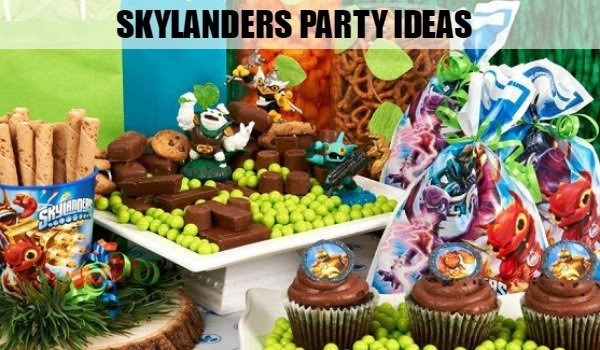 Skylanders Birthday Party Planning, Ideas & Supplies