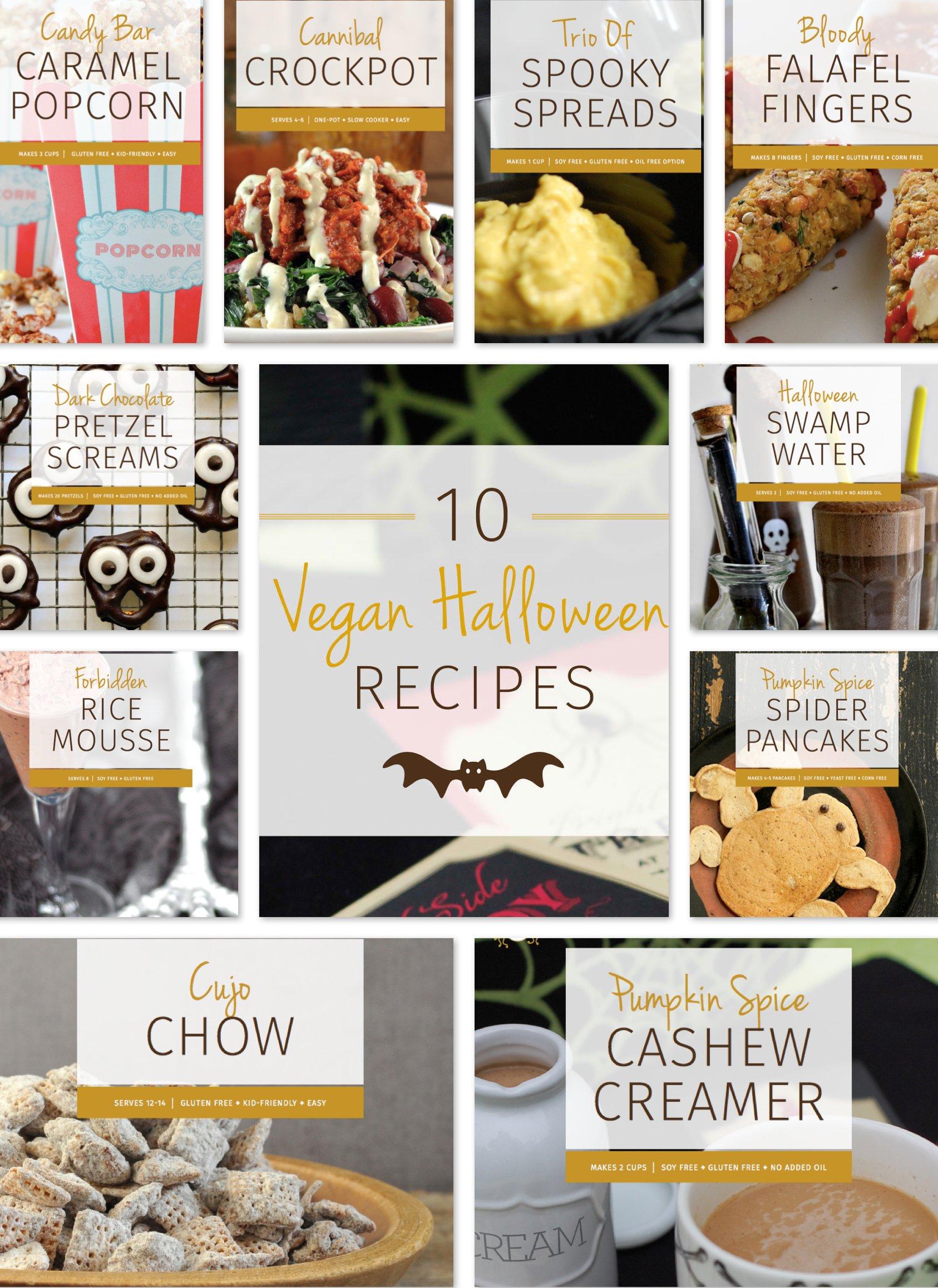 Ten Vegan Halloween Recipes