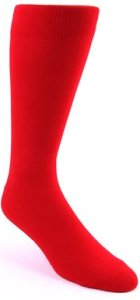 The Grand Budapest Hotel Costume | Red Dress Socks