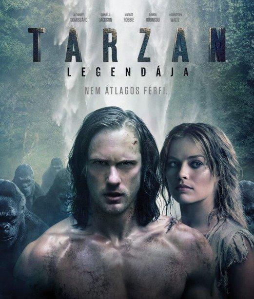 The Legend of Tarzan Movie