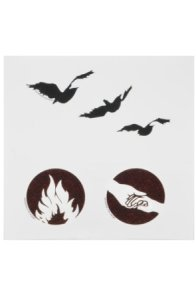 Tris Divergent Temporary Tattoo