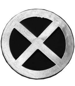 X MENS BELT BUCKLE
