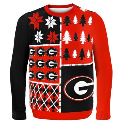 georgia ugly sweater