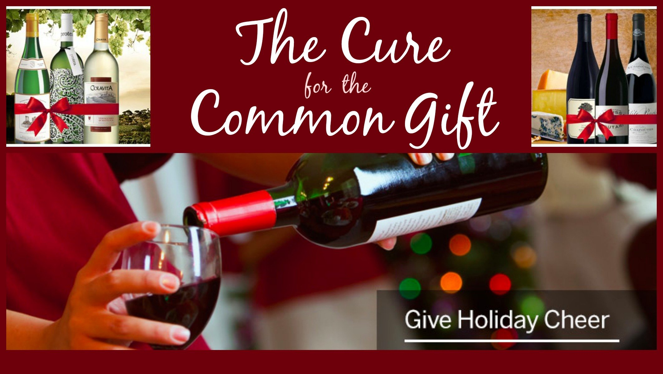 Give Holiday Cheer - Gift a Wine Club Subscription