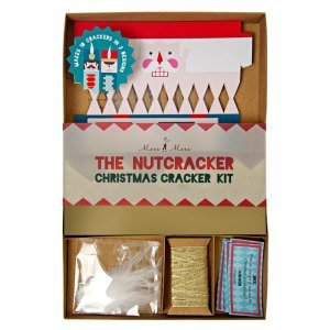 DIY Nutcracker Christmas Cracker Kit