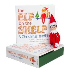 Elf on the Shelf-A Christmas Tradition