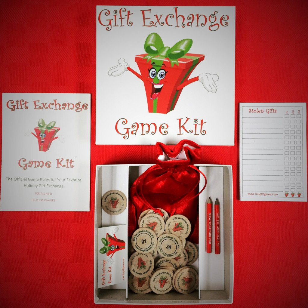 Gift Exchange Game Kit