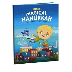 Magical Hanukkah for Boys