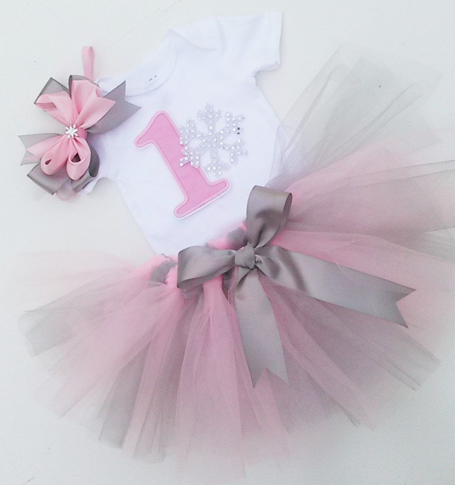 pink-winter-onederland-birthday-party-tutu-set