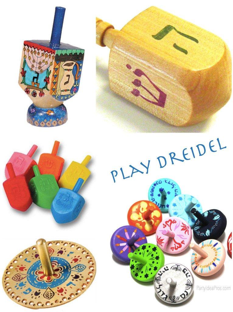 Play Dreidel