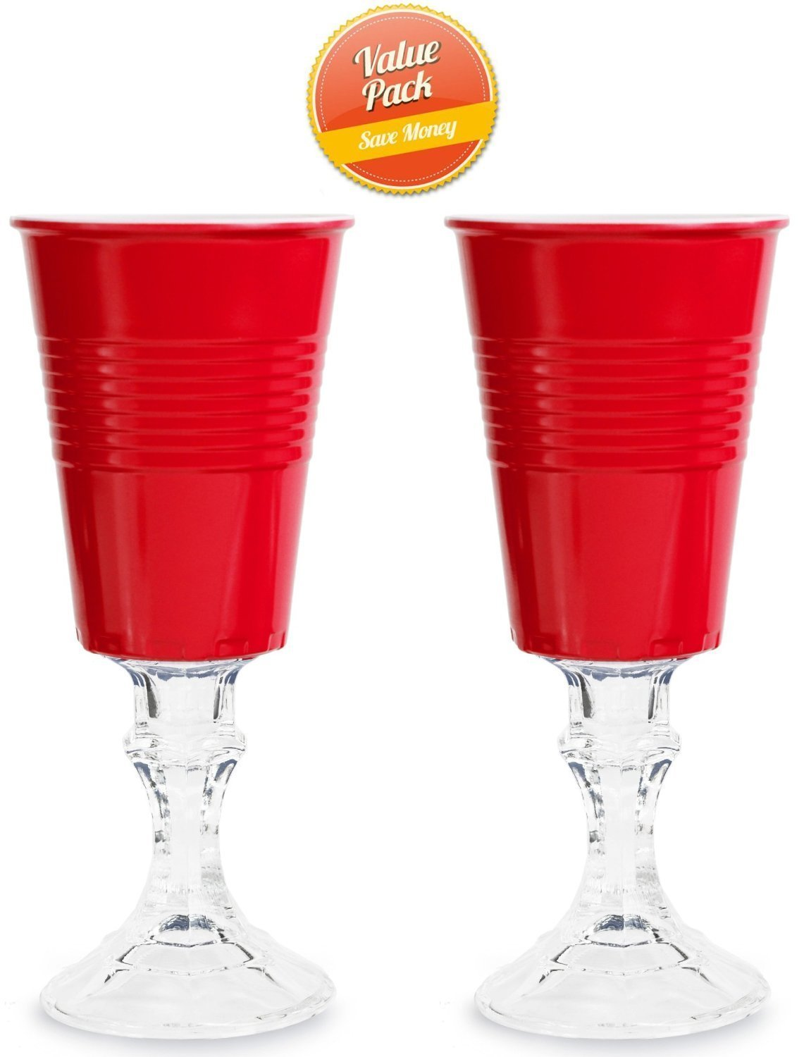 The Original Red Nek Red Party Cup