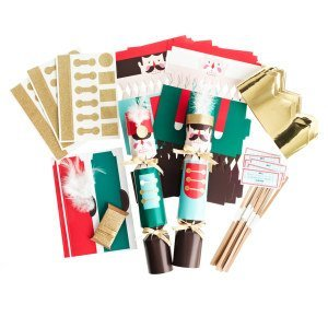 keri meri diy nutcracker christmas cracker kit