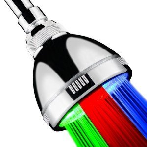Color Changing Showerhead