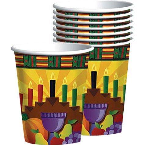 Kwanzaa Paper Cups