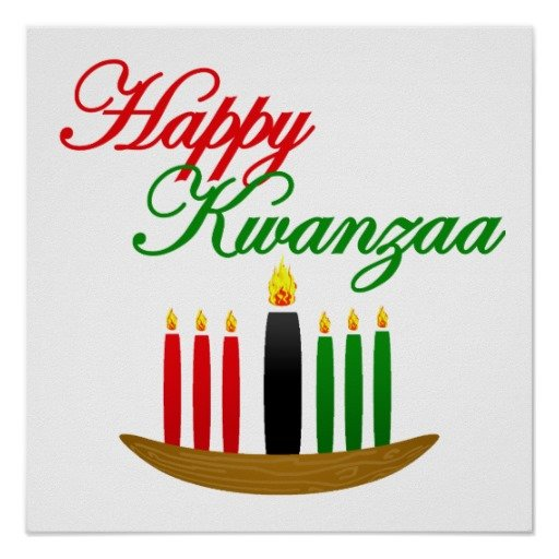 happy kwanzaa party