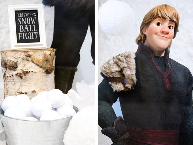 Frozen Party Games and Activities Snow Ball Fight, Frozen Party Planning, Ideas & Supplies