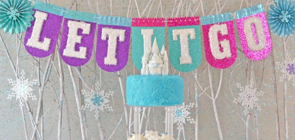 Frozen Party Planning, Ideas & Supplies