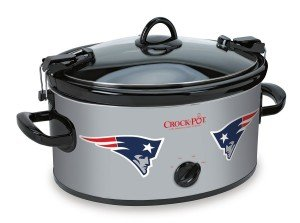 New England Patriots Slow Cooker