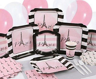 Paris Party Kit