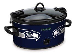 Seattle Seahawks Slow Cooker