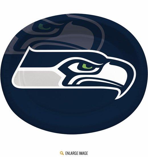 seattle-seahawks-oval-platters