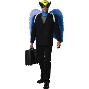 Harvey Birdman Costume