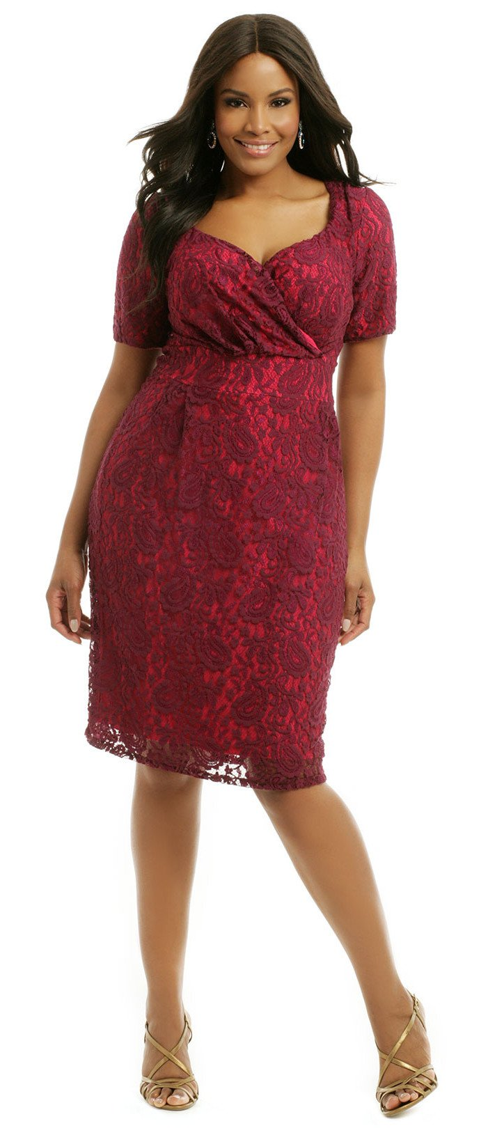 Igigi Berry Melina Dress