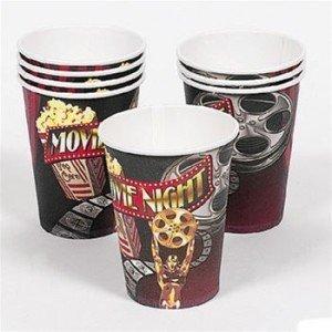 Movie Night Cups 8ct