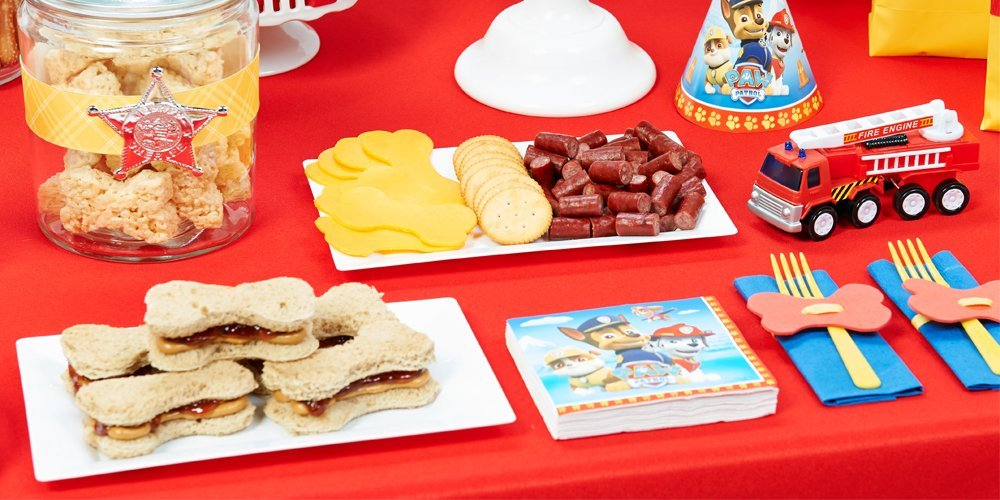 PAW Patrol Birthday Party Planning Ideas amp Supplies