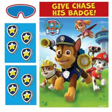 PAW Patrol Paper Masks Party Game