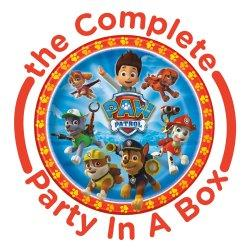 PAW Patrol Party in a Box