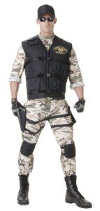 American Sniper Oscars Party Costume