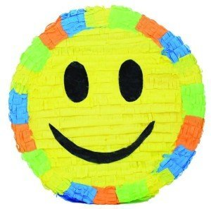 Smiley Face Pinata