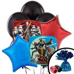 Star Wars Rebels Balloon Bouquet