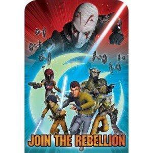 Star Wars Rebels Invitations