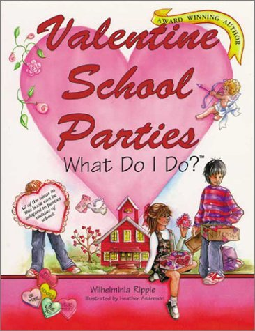 Valentine School Parties Book