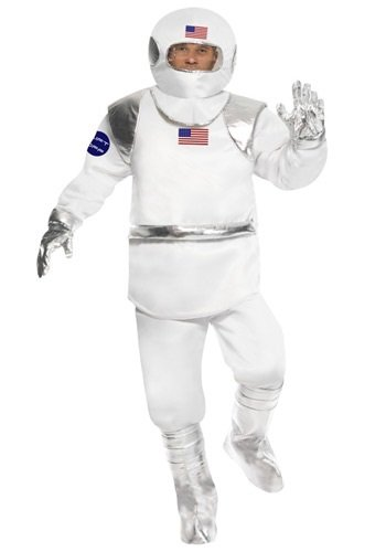 adult-spaceman costume