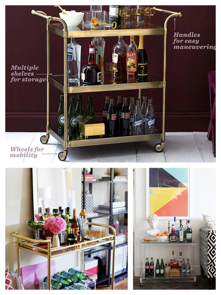 Home Entertaining Essentials - A Well Stocked Bar